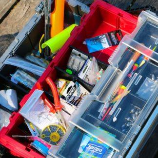 Outillage et accessoire pour la pêche à la truite